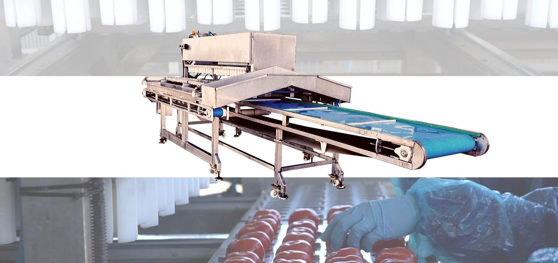TOMATO SLICING MACHINES